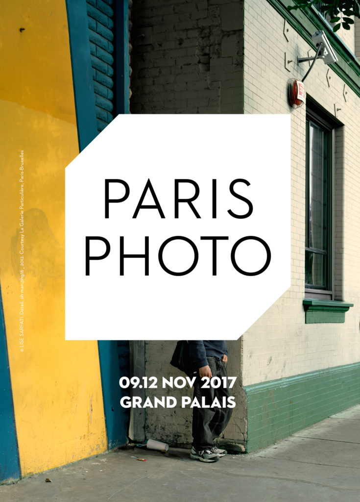 VISUEL PARIS PHOTO 2017